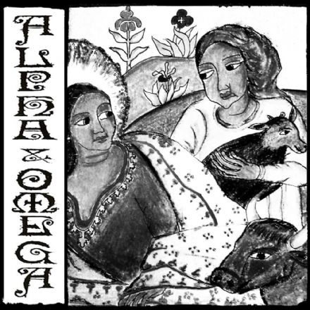 Alpha & Omega - The Half That's Never Been Told (Steppas Records) CD
